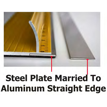 Steel Edge Safety Ruler